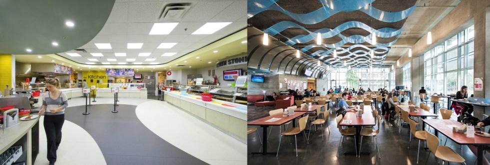 SFU Dining Hall