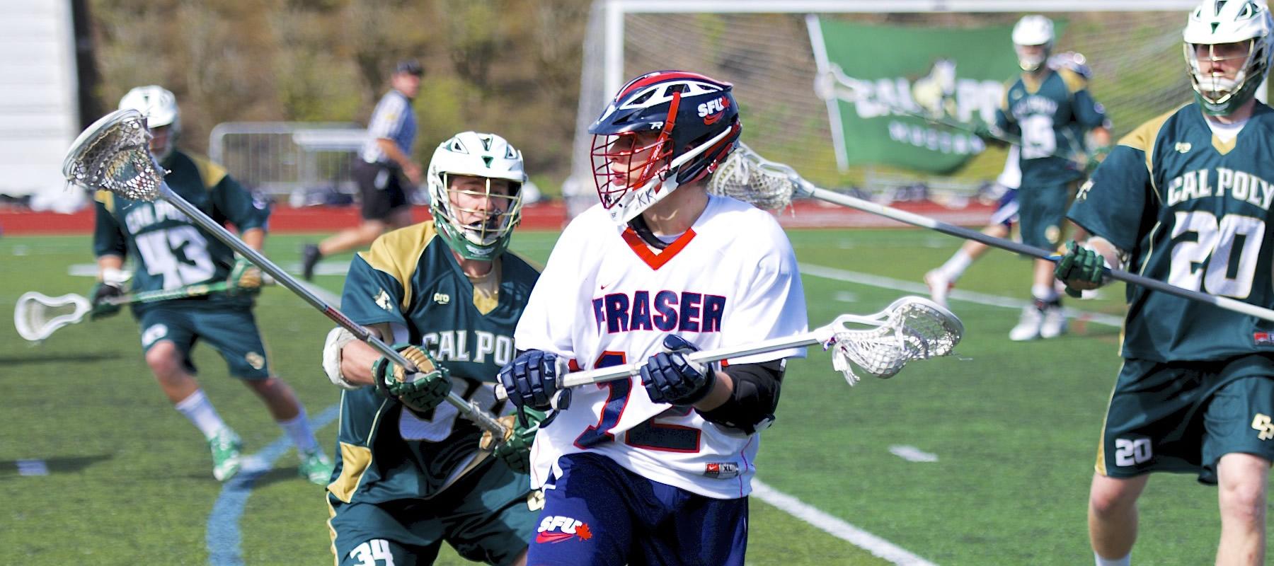 SFU Mens Lacrosse
