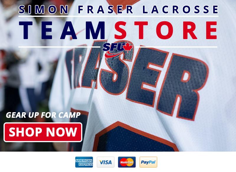 SFU Online Team Store Banner