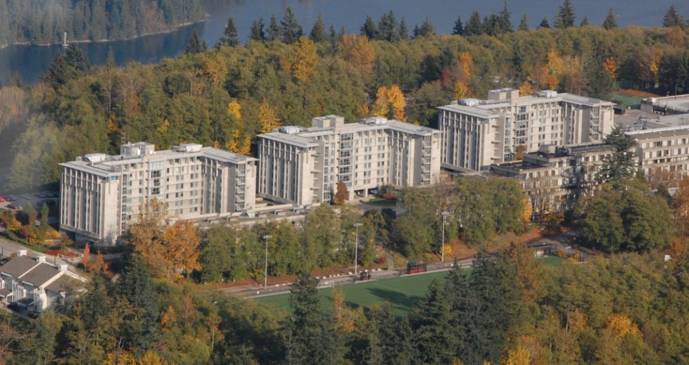 SFU Tower Residences