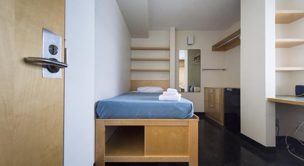 SFU Towers Room